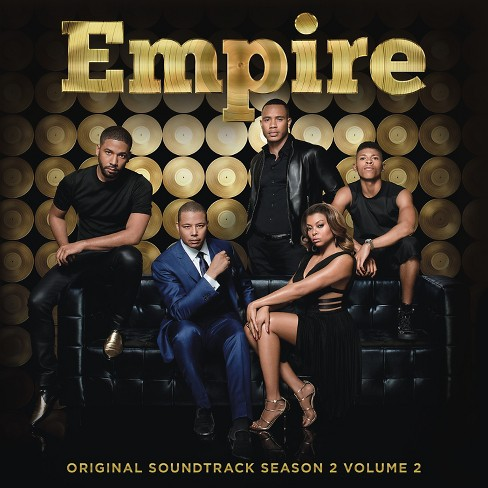 Various - Empire:Season 2 volume 2 (Ost) (CD) - image 1 of 1