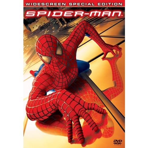 Spider-Man  (Special Edition) (2 Discs) (Widescreen) (DVD) - image 1 of 1