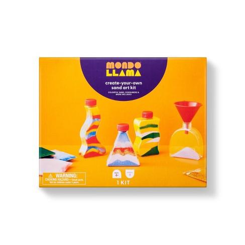 Create-Your-Own Sand Art Kit - Mondo Llama™ - image 1 of 4
