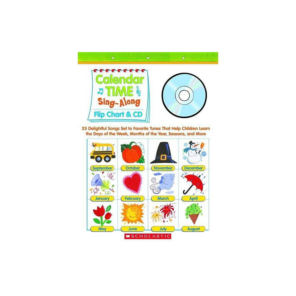 ISBN 9780439694957 product image for Calendar Time Sing-Along - (Mixed media product) | upcitemdb.com