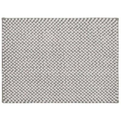 24 x40  Low Chenille Accent Memory Foam Bath Rugs & Mats Classic Gray - Threshold™