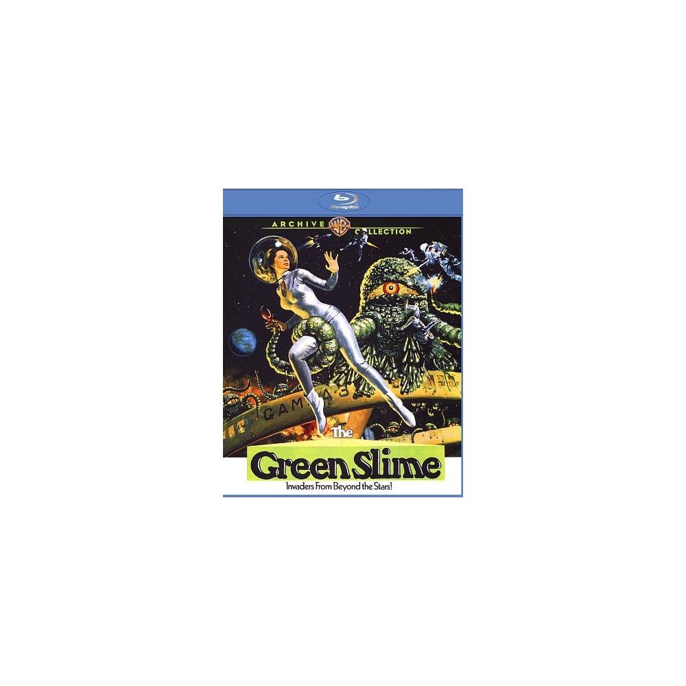 Green Slime (Blu-ray), Movies