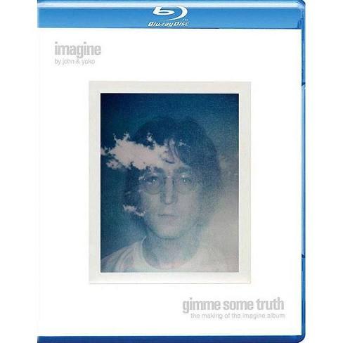John Lennon / Yoko Ono: Imagine & Gimme Some Truth (Blu-ray) - image 1 of 1