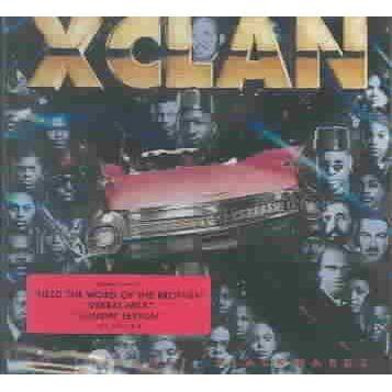 X Clan - To The East Blackwards (CD)