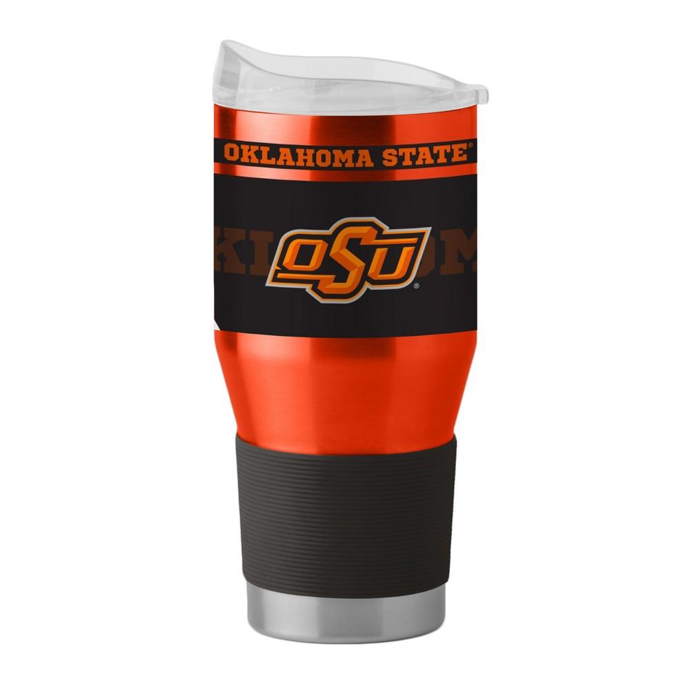 NCAA Oklahoma State Cowboys Boelter 24oz Silicone Sleeve Stainless Ultra Tumbler