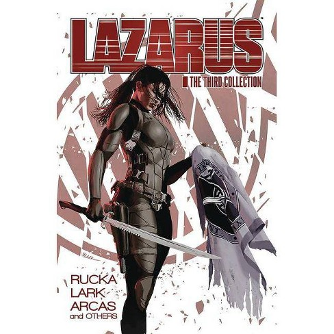 Lazarus: The Third Collection - by  Greg Rucka (Hardcover) - image 1 of 1