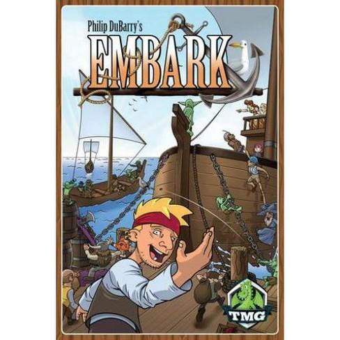 Embark Board Game - image 1 of 1