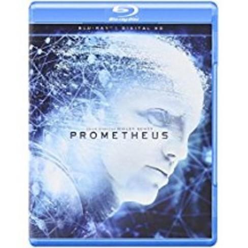Prometheus (Blu-ray + DHD) - image 1 of 1