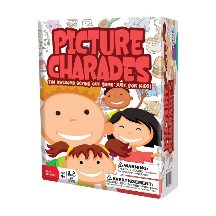 Picture Charades Game : Target