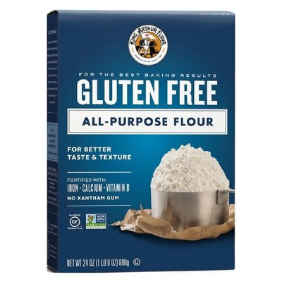 Flours & Meals: King Arthur Gluten Free All Purpose Flour