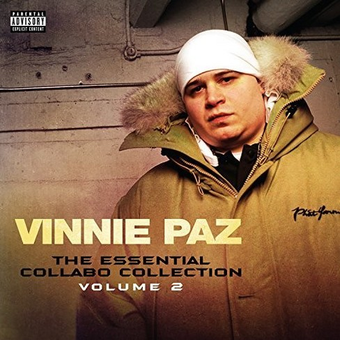 Vinnie Paz - Essential Collabo Collection:Vol 2 (CD) - image 1 of 1