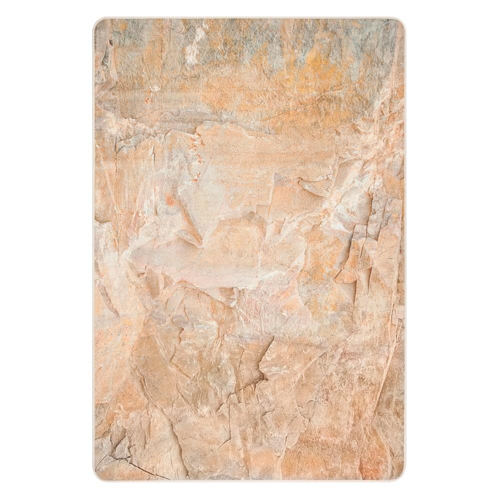4 X6 Pebble Loomed Area Rug Stone Safavieh