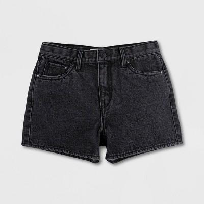 Levi's® Girls' High-Rise Jean Shorts