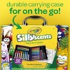 Crayola Silly Scents Mini Art Case 52pc - image 4 of 4