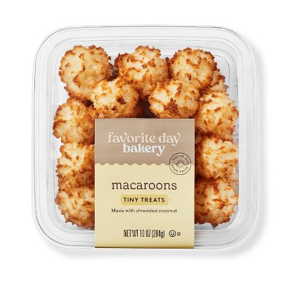 Coconut Macaroons - 10oz - Favorite Day™