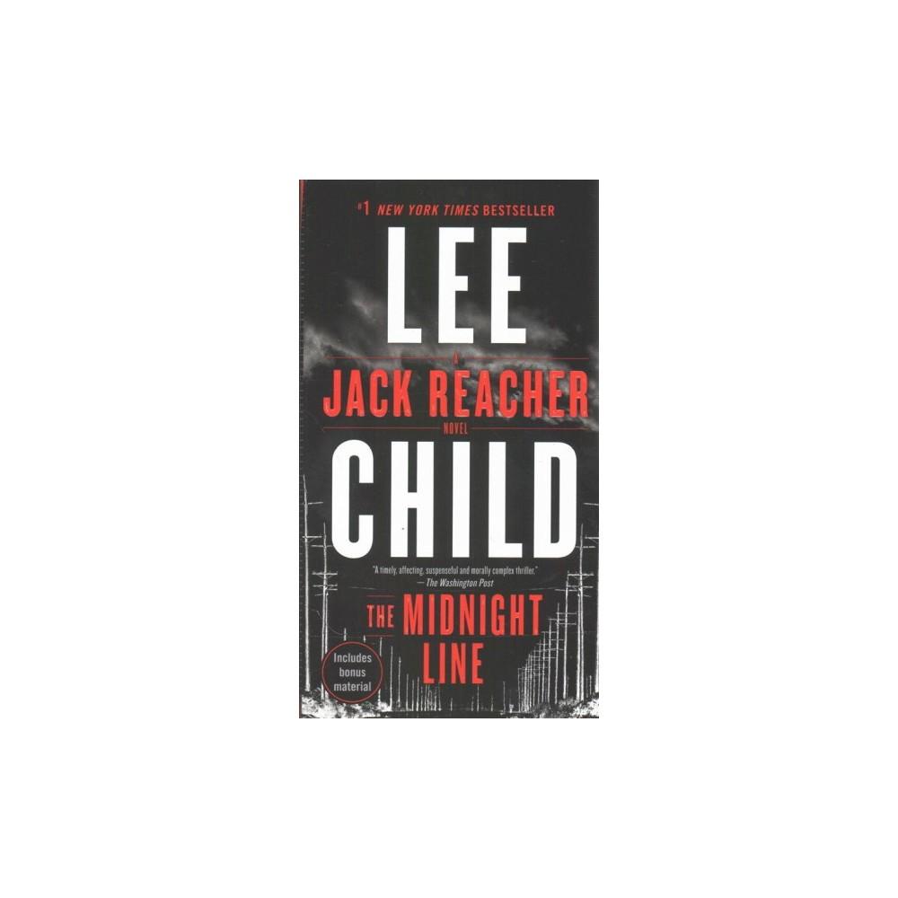 Midnight Line: A Jack Reacher Novel 04/24/2018