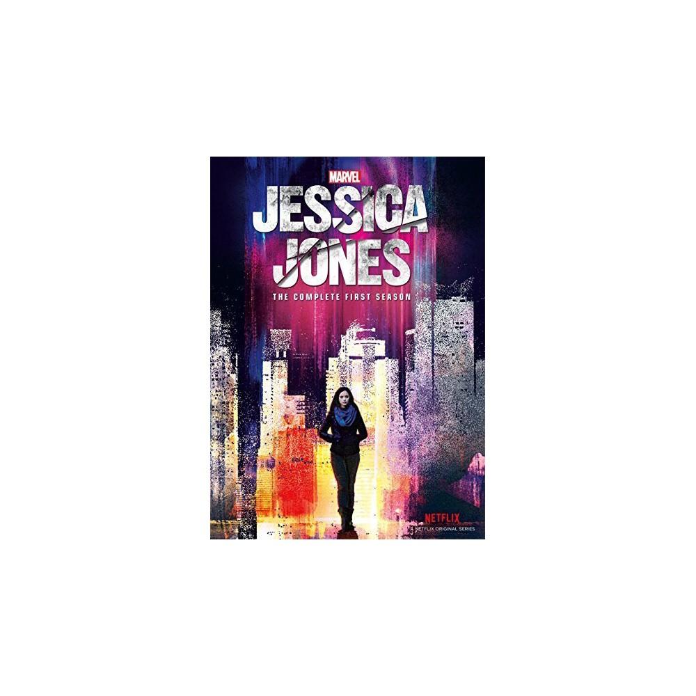 Jessica Jones: The Complete First Season (Dvd)