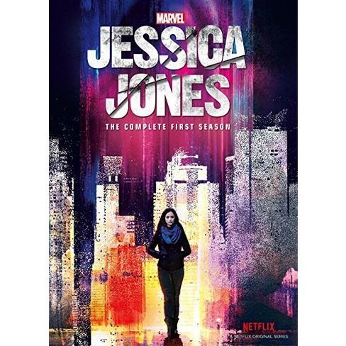 Jessica Jones: The Complete First Season (DVD) - image 1 of 1