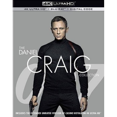 The Daniel Craig Collection (4K/UHD)