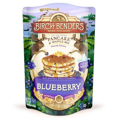 Birch Benders Blueberry Pancake and Waffle Mix - 14oz