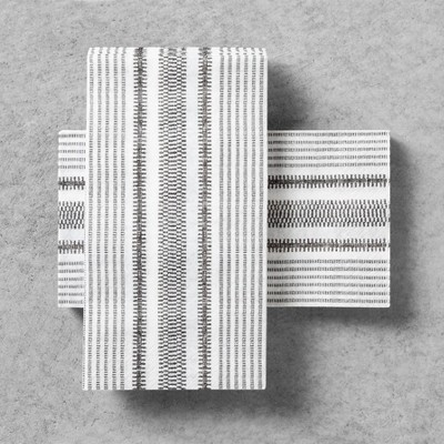 Hand Towel Engineered Stripe - Hearth & Hand™ with Magnolia