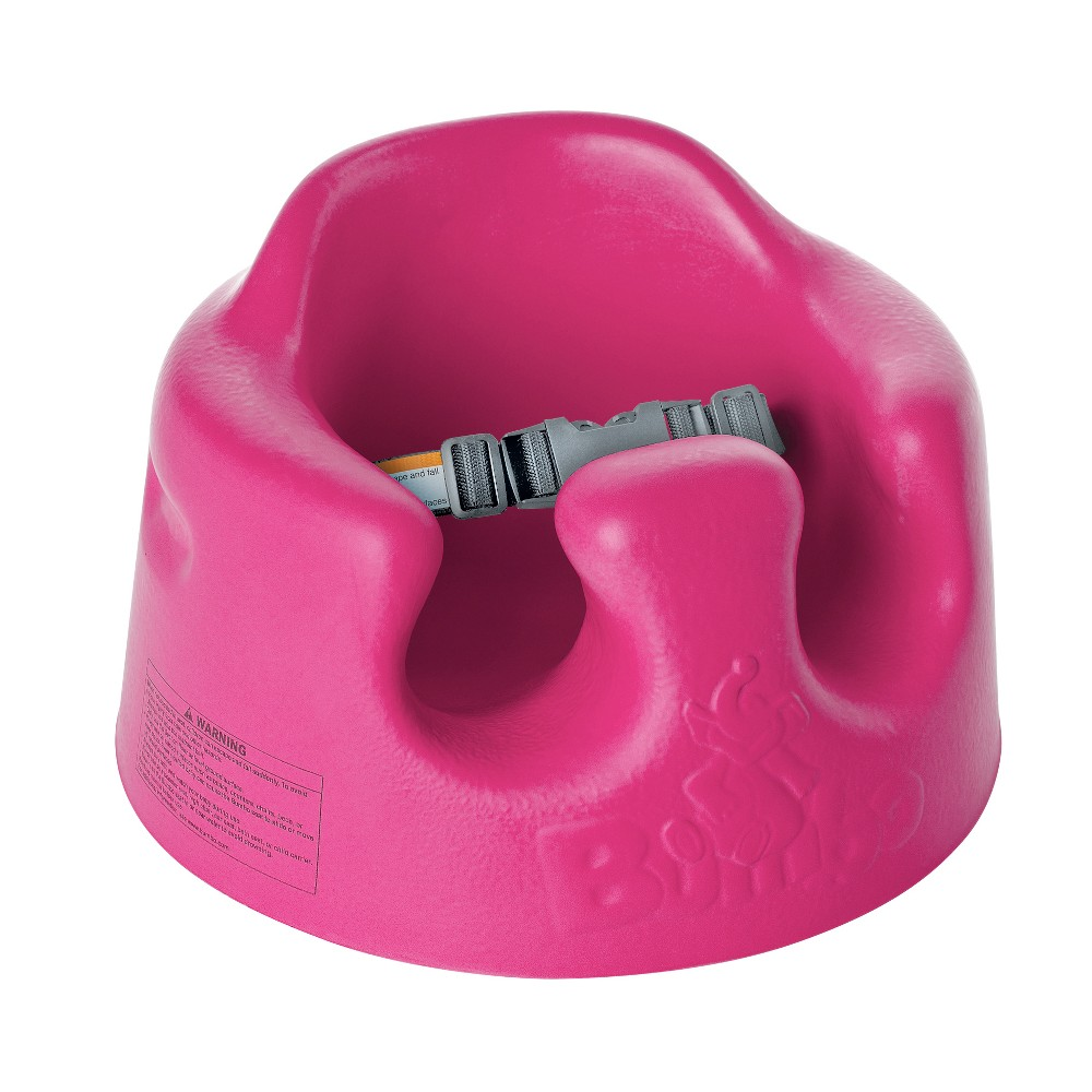 Image of Bumbo Infant Floor Seat - Magenta, Pink