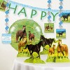 Creative Converting Wild Horse Party Hats 24 ct