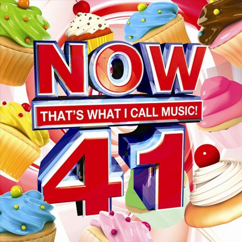 Various Artists - Now That's What I Call Music! 41 (CD) - image 1 of 1