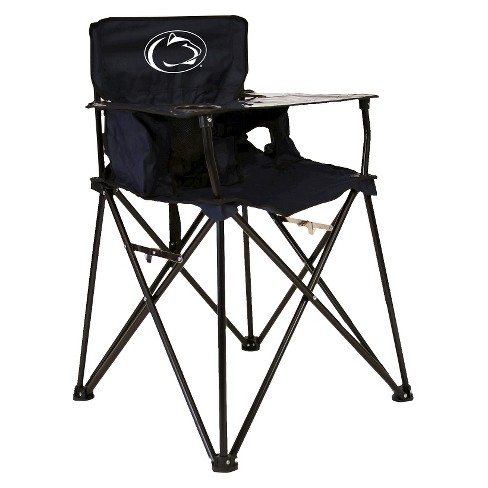 ciao! baby Penn State Nittany Lions Portable High Chair in Navy - image 1 of 1