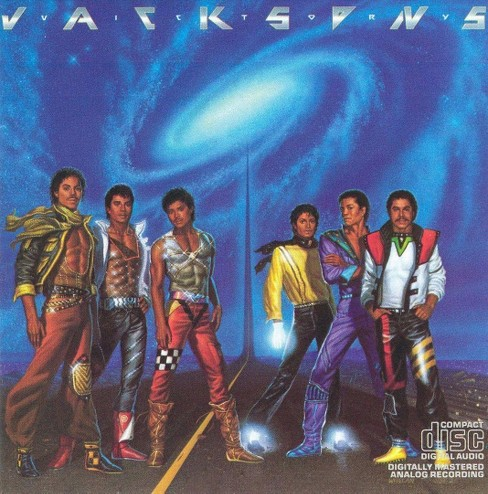 Jacksons - Victory (CD) - image 1 of 1
