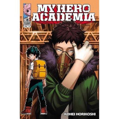 My Hero Academia, Vol. 14 - by  Kohei Horikoshi (Paperback)