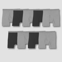 Hanes Men's Comfort Soft Super Value 9pk Boxer Briefs