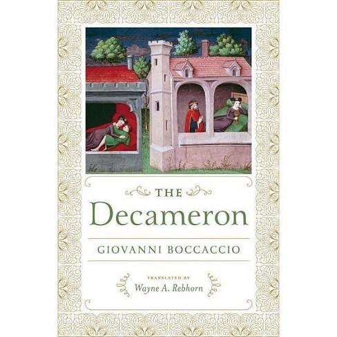 The Decameron - by  Giovanni Boccaccio (Hardcover) - image 1 of 1