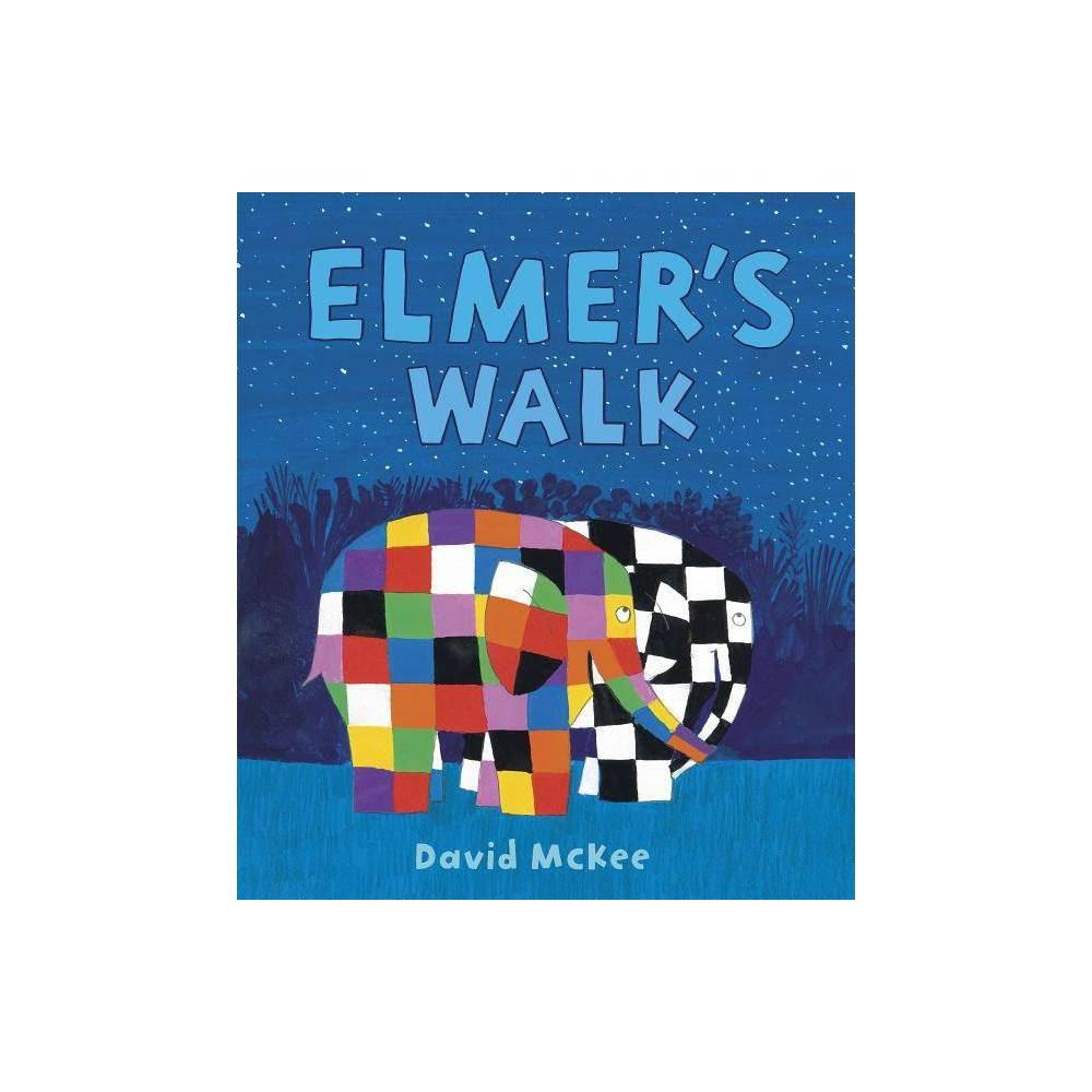 Elmer S Walk By David Mckee Hardcover