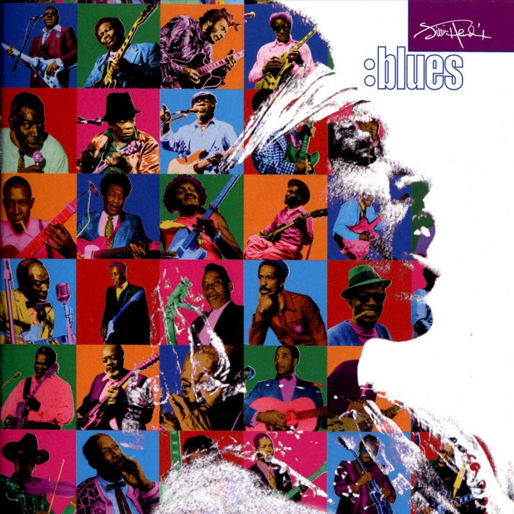 Jimi Hendrix - Blues (CD)
