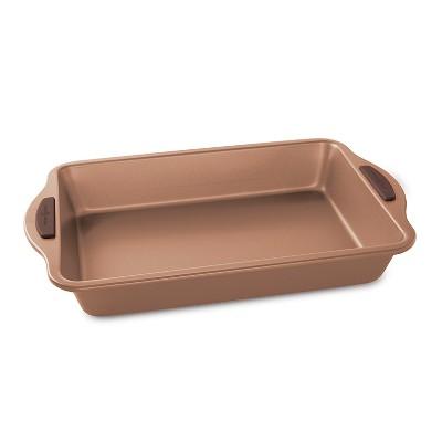 """Nordic Ware Freshly Baked 9"""" x 13"""" Retangular Cake Pan"""