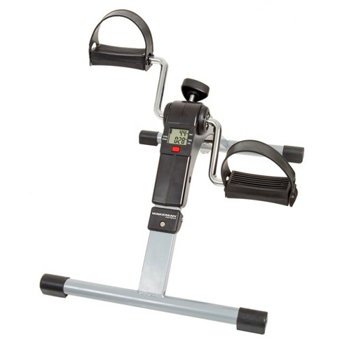 Wakeman Fitness Folding Pedal Exerciser with Electronic Display - image 1 of 4