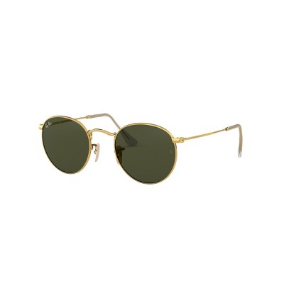 Ray-Ban RB3447 53mm Unisex Round Sunglasses