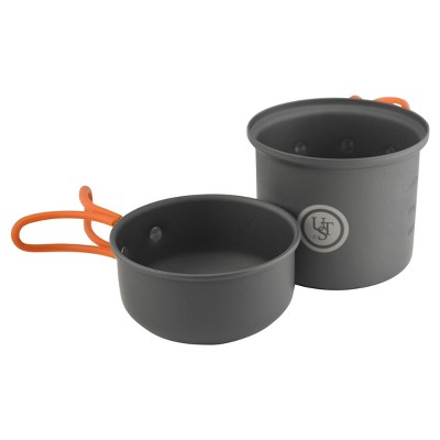 UST Solo Cook Kit - Gray