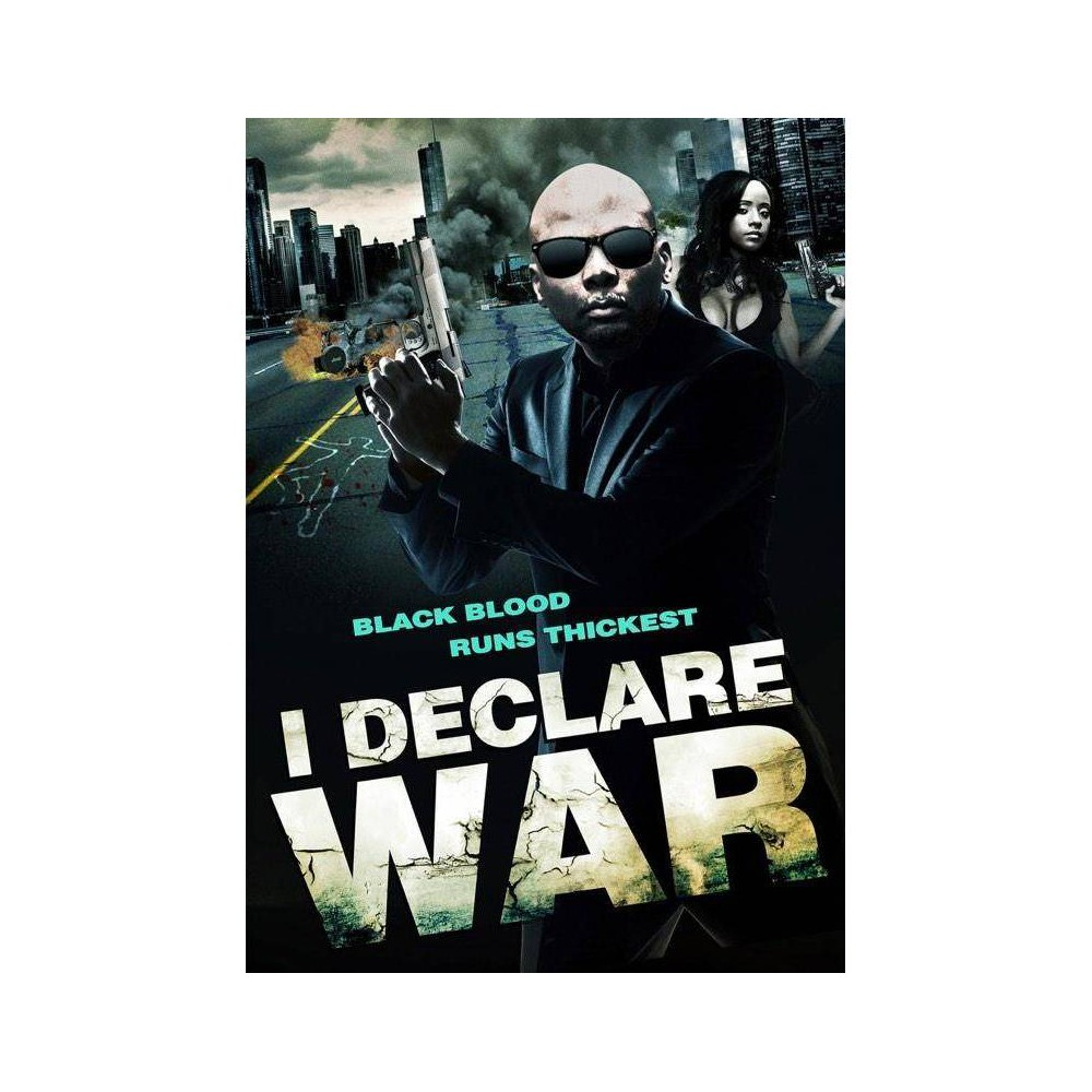 I Declare War Dvd