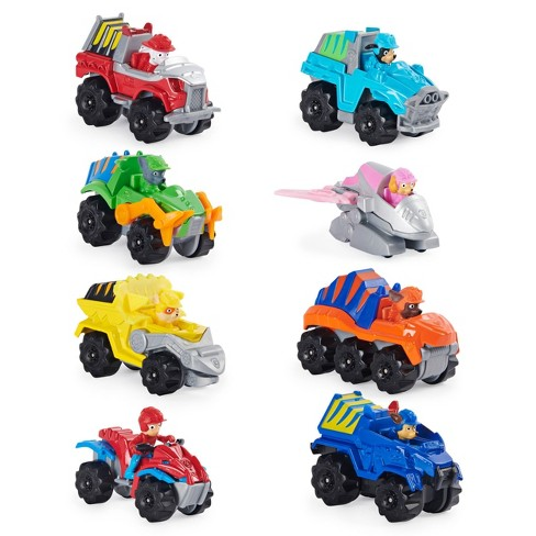 PAW Patrol Dino Rescue Dino 8 Figure Gift Pack - image 1 of 4