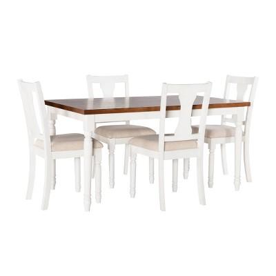 5pc Reagan Dining Set - Powell Company