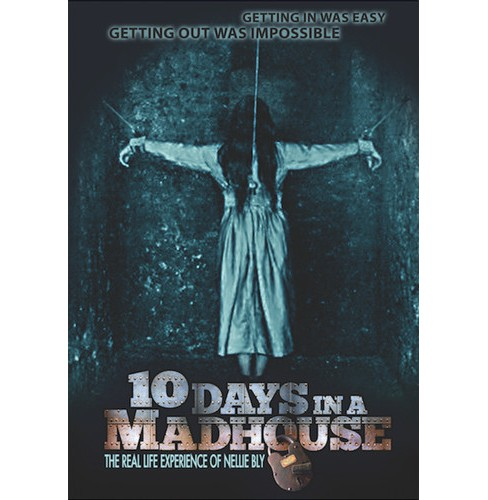 10 Days In A Madhouse (DVD) - image 1 of 1