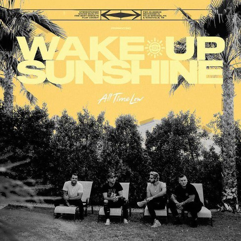 All Time Low - Wake Up, Sunshine (CD) - image 1 of 1
