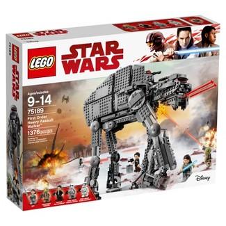 LEGO®  Star Wars™ The Last Jedi First Order Heavy Assault Walker™ 75189