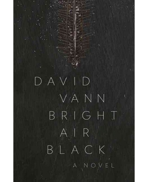 Bright Air Black (Paperback) (David Vann) - image 1 of 1