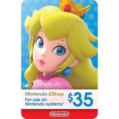 Nintendo eShop Gift Card (Digital)