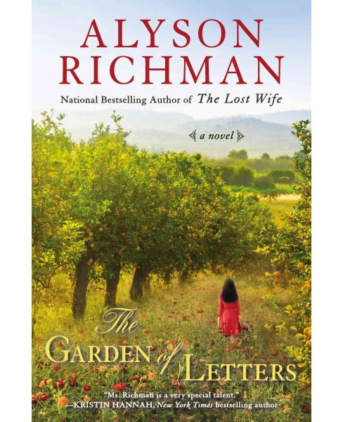 Garden of Letters (Paperback) (Alyson Richman) - image 1 of 1