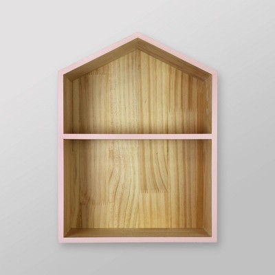 Natural House Shelf Pink - Pillowfort™
