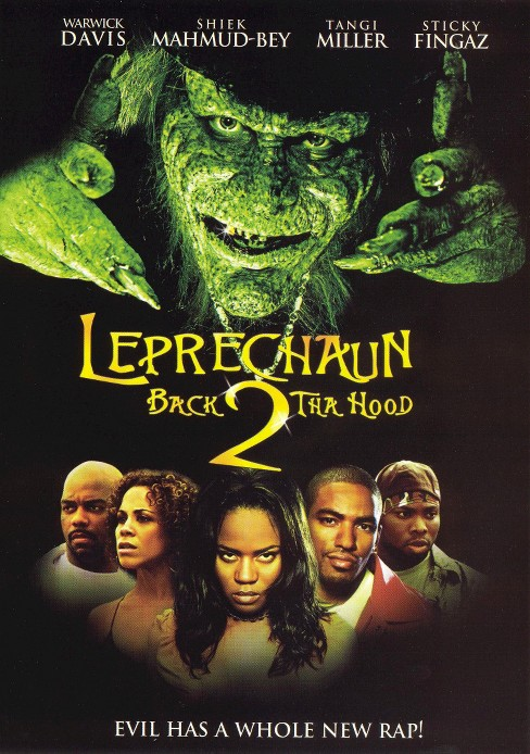 Leprechaun:Back 2 tha hood (DVD) - image 1 of 1